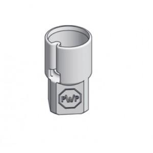Bucşa pentru ţeavă aluminiu 027.110PWP