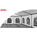 Prelata Transparenta cu dungi Albe Achilles ( Japonia) 0.3mm x 50ml