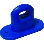 Ureche Plastic Rotativ - Albastru
