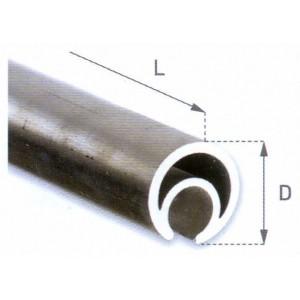 Ţeavă aluminiu 27.3300